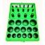 โอริงกล่อง สีเขียว NBR 90 Hs (ไซส์มิล) thumbnail 2