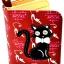 กระเป๋าสตางค์ สีน้ำตาล ลายแมวดำ น่ารัก ไม่เหมือนใคร thumbnail 1
