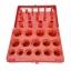 โอริงกล่อง สีแดง Silicone 80 Hs (ไซส์นิ้ว) thumbnail 2