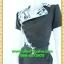 1583ชุดทํางาน เสื้อผ้าคนอ้วนปกฮาวายกุ๊นขอบปกแต่งหรูดูสุภาพในมาดเนี๊ยบเปรี้ยวมั่นใจในชุดเข้ารูปเน้นอกเอวสะโพกสวย thumbnail 3