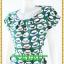 2995เสื้อผ้าคนอ้วน ชุดทำงานลายหมวกเขียวสไตล์แขนล้ำสวยมั่นใจแบบสาวอวบโมเดิร์นล้ำ ลายหมวกสุดคลาสสิคได้ทุกงาน thumbnail 3