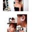 ต่างหูแฟชั่นรูปดาวมีไฟกระพริบสวยหรูสุดๆ thumbnail 3