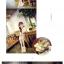 ชุดเดรสแฟชั่นกึ่งเสื้อ ผ้าชีฟองสวยหวานสไตล์เกาหลี มี 2 สี(ดำ/ขาว)-1033 thumbnail 6