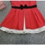 ชุดกางเกงสไตล์เกาหลี ระบายซับชีฟอง น่ารักฝุดๆเลยน้า มี 4สีค่ะ thumbnail 11