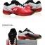 Pre-order รองเท้าแบดมินตัน รุ่น SHB-87EX สีขาวแดง thumbnail 5