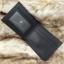 กระเป๋าสตางค์ผู้ชายทรงสั้น รุ่น Chuancheng สีน้ำเงิน thumbnail 3