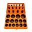 โอริงกล่อง สีส้ม NBR 90 Hs (ไซส์นิ้ว) thumbnail 2