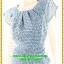 3068เสื้อผ้าคนอ้วน ชุดทำงานสไตล์ผ้าชีฟองคอกลมแขนล้ำสวยมั่นใจแบบสาวอวบโมเดิร์นล้ำ สีฟ้าลายช่องสี่เหลี่ยมเล็กสุดคลาสสิคติดหรูได้ทุกงาน thumbnail 3