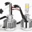 ไฟหน้า LED ขั้ว H1 รุ่น 2 COB Chip แสง 6000K thumbnail 3