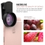 เลนส์มือถือ LIEQI LQ-027 2 in 1 Lens Super Wide 0.45x & Macro thumbnail 14