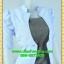 2410ชุดแซกทำงาน เสื้อผ้าคนอ้วนแจ๊คเก็ตขาวคลุมด้านนอกคล้ายสวมทับเกาะอกด้านในสไตล์สาวมั่นใจ คล่องตัว thumbnail 2