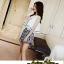 ชุดเซทแขนกุด กางเกงขาสั้นแต่งพู่ Asian Style-สีขาว thumbnail 2