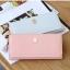 กระเป๋าสตางค์ผู้หญิง ทรงยาว รุ่น Prettyzys SQ Light Pink สีชมพูอ่อน thumbnail 9