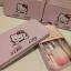Sweet Pink Hello Kitty Makeup Brush Set ชุดแปรงแต่งหน้า ฮัลโหล คิตตี้ พร้อมกล่อง thumbnail 1