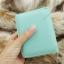 กระเป๋าสตางค์ผู้หญิงทรงสั้นซิป สีเขียวมิ้น thumbnail 6