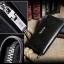 กระเป๋าสตาค์ผู้ชาย ทรงยาว แบบซิป Denater Zipper สีดำ thumbnail 11