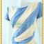 1987เสื้อผ้าคนอ้วน เสื้อผ้าแฟชั่นต่อสีสลับลายทแยงคอกลม ผ้าฮานาโกะเนื้อดีเก็บทรง สไตล์โมเดิร์นอินเทนด์ลวดลายพรางรูปร่างสีสดใส thumbnail 2