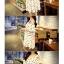 ชุดเดรสแฟชั่นกึ่งเสื้อ ผ้าชีฟองสวยหวานสไตล์เกาหลี มี 2 สี(ดำ/ขาว)-1033 thumbnail 7