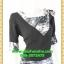 1947เสื้อผ้าคนอ้วน เสื้อผ้าแฟชั่นสีดำแต่งลายอกและชายกระโปรงสไตล์สาวทำงานครบเครื่องและช่างเลือก thumbnail 2
