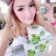Choo Waii Fresh Green Apple Essence Mask ชูวาอี้ มาส์คหน้าใส สูตรเข้มข้น thumbnail 1
