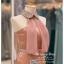 รหัส ชุดไปงานแต่งงาน : PFL013 ชุดราตรียาว สีชมพูกะปิ แบบคล้องคอ ปักเลื่อม ดาดด้วยผ้าชีฟอง ใส่ไปงานแต่งงานกลางคืน งานกาล่าดินเนอร์ ชุดงานเลี้ยง ชุดพิธีกร งานพรอม งานบายเนียร์ งานเดินพรหมแดง งานกาล่าดินเนอร์ สวยปังมาก thumbnail 3
