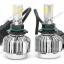 ไฟหน้า LED ขั้ว HB4 รุ่น 3 COB Chip แสง 6000K thumbnail 3
