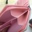 กระเป๋าสตางค์ผู้หญิงทรงยาว รุ่น Cutetycandy สีชมพูเข้ม thumbnail 4