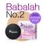 Babalah แป้งพัฟหน้าเด้ง กันเหงื่อ กันน้ำ100% ผ่องวาวทั้งวัน ขนาด 14 กรัม thumbnail 12