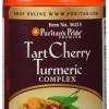 Tart Cherry Turmeric Complex , Puritan' s Pride สารสกัดเชอรี่และขมิ้นชัน ลดปวดเมื่อยและกล้ามเนื้ออักเสบ