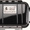 PELICAN™ 1010 MIRCOCASE, BLACK / BLACK