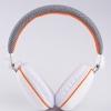ROMIX HeadPhone หูฟังครอบหู รุ่น Yongle EP10 (White/Orange)