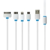 ROMIX USB data speed 4 in one mini (Blue)