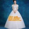 ชุดแต่งงานราคาถูก กระโปรงสุ่ม ws-087 pre-order