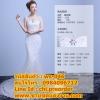 ชุดแต่งงานราคาถูก รัดรูป ws-046 pre-order
