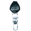 WASABI กุญแจซองหนัง 4DX Luxurious Toyota Vios,Yaris.Commuter (ดำ)