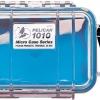 PELICAN™ 1010 MIRCOCASE, BLUE / CLEAR