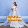 ชุดแต่งงานราคาถูก รัดรูป ws-137 pre-order