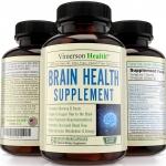 Brain Health Supplement Vimerson Health บำรุงสมองจากสารสกัดธรรมชาติ