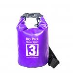 กระเป๋ากันน้ำ Dry pack 3L- สีม่วง