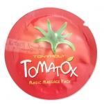 10 pcs - Tony moly Tomatox magic white massage pack