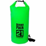 กระเป๋ากันน้ำ Ocean Pack 21L- สีเขียวตอง