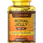 Royal jelly Puritan's Pride
