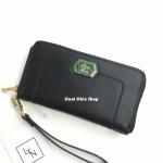 กระเป๋าสตางค์ LYN Wallet สี ดำ