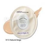 Tester etude precious mineral bb cream cover & bright fit spf30/pa++ no.w13 natural beige