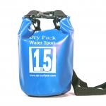 กระเป๋ากันน้ำ Dry pack 1.5L- สีฟ้า
