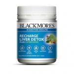 Blackmores Recharge Liver Detox ดีทอกซ์ตับและระบบย่อยอาหาร