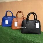 กระเป๋าแฟชั่น MANGO Saffiano effect mini Tote Bag มี 3 สี ดำ น้ำเงิน น้ำตาล