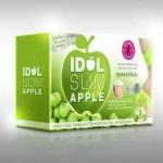 ไอดอล สลิม แอปเปิ้ล IDOL SLIM APPLE เครื่องดื่มผลไม้เพื่อลดน้ำหนัก Burn Body Fat & White สูตรระเบิดไขมัน สูตรใหม่ เพิ่มประสิทธิภาพ 3 เท่า ลดจริง ราคาถูกส่งฟรีลงทะเบียน