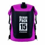 Back Pack 15L - สีม่วง