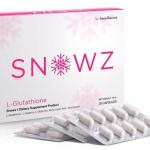 Snowz Gluta By Seoul Secret สโนว์ กลูต้าไธโอน by โซวซีเคร็ท ราคาถูก ส่งฟรี ems